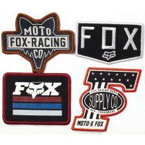 Fox Patch-felvarró pakk