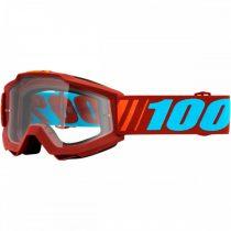 100% ACCURI Dauphine szemüveg, víztiszta